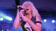 Twisted Sister's Dee Snider. Photo by Theo Wargo/Getty Images